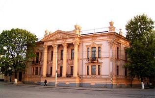 Дворец Алфераки (А.И. Штакеншнейдер)