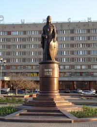 Памятник княгине Ольге (Псков)