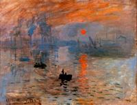 Впечатление. Восход солнца (Клод Моне, 1872 г.)