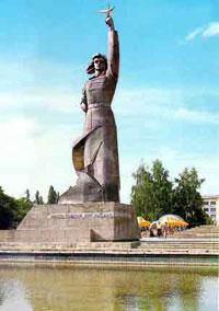 Статуя Авроры (город Краснодар)