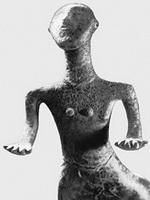 Статуэтка из Глубоке-Машувки (Чехия)