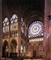 """Церковь аббатства """"Сен-Дени"""""""