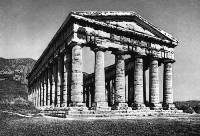Храм в Сегесте. 2-я пол. 5 в. до н. э.