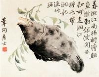 Китайский окунь (Бянь Шоуминь, 18 в.)