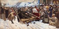 Боярыня Морозова (Василий Суриков, 1887 г.)