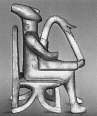 Кифарист (Кикладский идол)