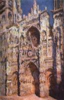 Клод Моне «Руанский собор». Третья картина