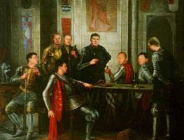 Круглый стол короля Артура (В. Дерюгин)