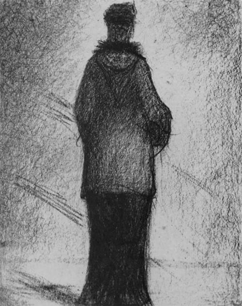 "1881 Сёра Ж.П.""Капюшон."""