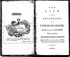 Авантитул и титульный лист издания произведений Г.Лоуренса