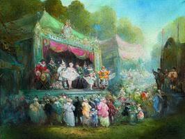 Театр чудес (П.Я. Денари, начало XX в.)