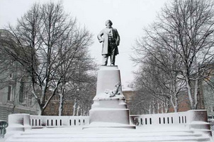 Памятник М.И. Глинке