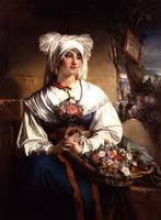 Цветочница из Триеста (Ж.Ф. Портаэль)