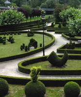 Пример ландшафтного искусства