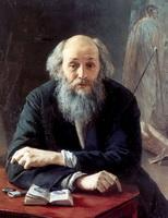 Портрет художника Н.Н. Ге (Н.А. Ярошенко)