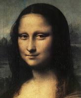 Мона Лиза (Л. да Винчи, фрагмент картины)