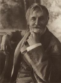 К.А. Коровин в Охотине (1921 год)