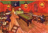 Ночное кафе (Винсент Ван Гог, 1888 г.)