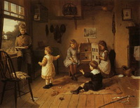 Слишком взрослый, чтобы играть (Х. Гилмен, 1888 г.)