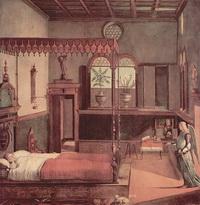 Сон св. Урсулы (В. Карпаччо, 1495 г.)