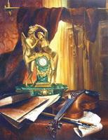 Атрибуты искусств (В. Екимов)