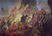 Осада пскова (К.П. Брюллов)