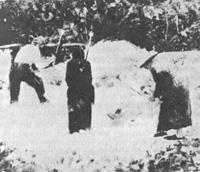 Каменщики веренси (Жорж Сёра)