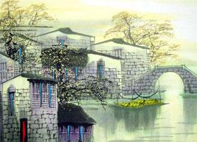 Японская гравюра укиё-э