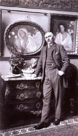 Эдмон-Франсуа Аман-Жан (фото)
