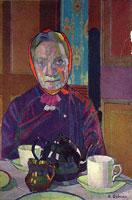 Мисис Маунтер за завтраком (Гилман)