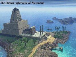 """3-е Чудо света """"Александрийский маяк"""""""