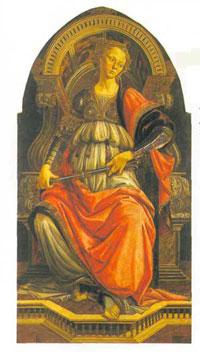 Аллегория Силы (Боттичелли)