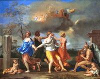 Танец под музыку времени (Н. Пуссен, 1636 г.)