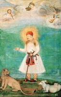 Страница из альбома Кеворкиана (1630 г.)