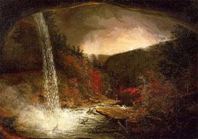 Водопад Каатерскилл (Томас Коул, 1826 г.)