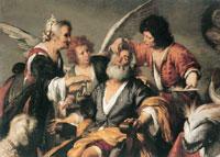 Исцеление Товита (Бернардо Строцци, 1630 г.)