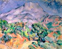 Гора Сент-Виктуар (Поль Сезанн, 1900 г.)