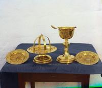 Священные сосуды, используемые в литургии