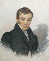 Василий Андреевич Жуковский (1820 г.)