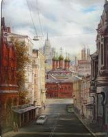 Московский переулок (А. Пучков)