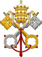 Герб папского престола