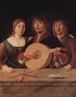 Концерт (Э. де Роберти, 1490 г.)