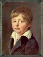 """Картина """"Мальчик"""" Ж.-Б. Грёза"""