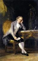 Франсиско де Гойя Портрет Гаспара Мельчора де Ховельяноса. 1798
